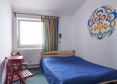Hostel Cinnamon - Krakau - Schlafzimmer