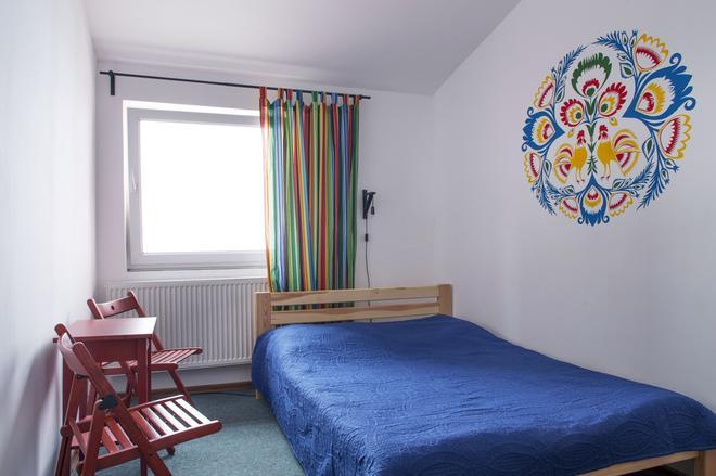 辛納姆恩旅館 - 克拉科夫 - 克拉科夫 - 臥室