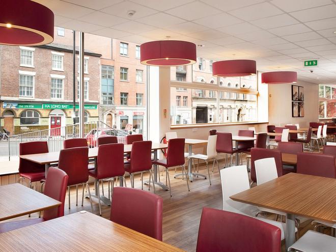 Travelodge Manchester Central - Μάντσεστερ - Εστιατόριο