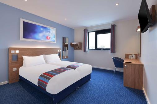 Travelodge Manchester Central - Manchester - Makuuhuone