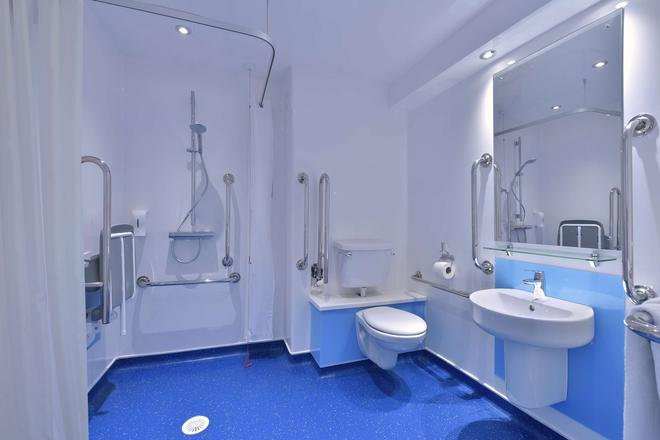 Travelodge Manchester Central - Mánchester - Baño