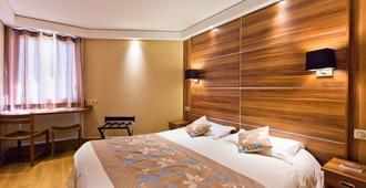 Hotel Novel Restaurant La Mamma - Annecy - Habitación