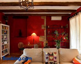 Mas Valoria - Forallac - Living room