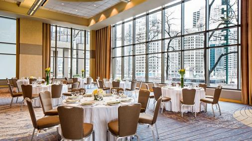 Hyatt Regency Chicago - Chicago - Banquet hall