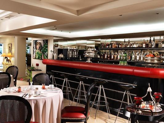 貝斯特韋斯特大使館酒店 - 雅典 - 雅典 - 酒吧