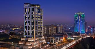Hyatt Centric Levent Istanbul - Estambul - Edificio