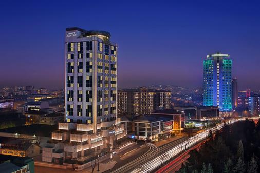 Hyatt Centric Levent Istanbul - Istanbul - Building