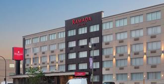 Ramada Plaza by Wyndham Montreal - מונטריאול
