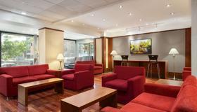 Ramada Plaza by Wyndham Montreal - Montreal - Lounge