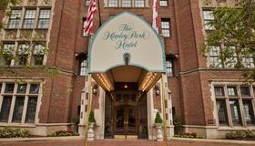 Henley Park Hotel - Washington D. C. - Edificio
