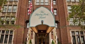 The Henley Park Hotel - Washington - Toà nhà