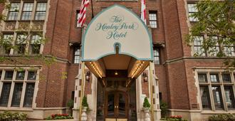 The Henley Park Hotel - Washington - Rakennus