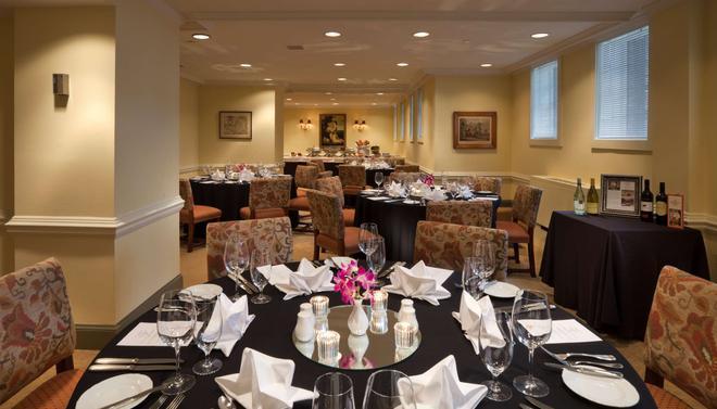 Henley Park Hotel - Washington - Banquet hall