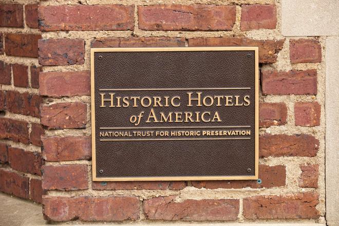 The Henley Park Hotel - Washington - Rakennus
