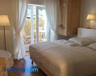 House Apartmentshumpolec + Garden - Humpolec - Slaapkamer
