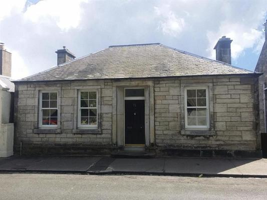 Clara Lodge Guesthouse - Dunfermline - Building