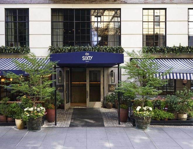 Sixty Soho - New York - Gebäude