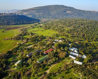 Kibbutz Inbar Country Lodging - Amirim - Venkovní prostory