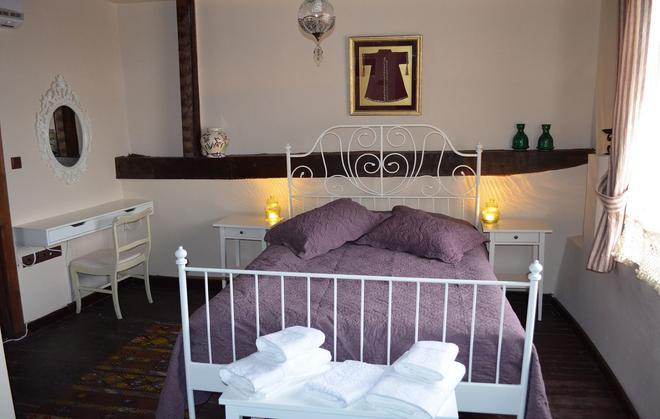 穆拉特貝孔納酒店 - 安卡拉 - 臥室