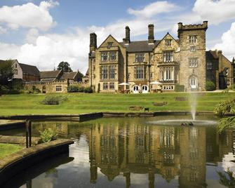 Breadsall Priory Marriott Hotel & Country Club - Derby - Building