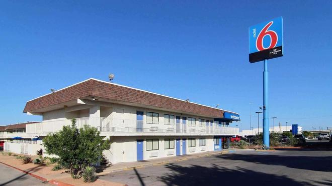 聖安吉洛 6 號汽車旅館 - 聖安吉洛 - 聖安吉洛 - 建築