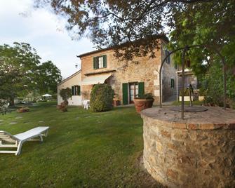 Farmhouse Il Fienile - Montepulciano - Rakennus