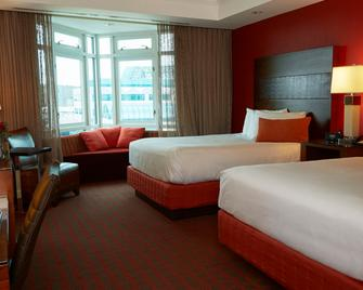 Great Cedar Hotel At Foxwoods - Mashantucket - Bedroom