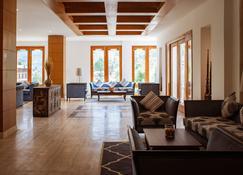Hotel Osel - Thimphu - Wohnzimmer