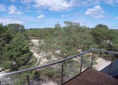 Na Wydmach - Hel - Balkon