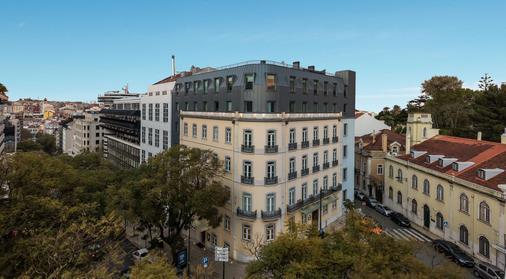 The Vintage Hotel & Spa - Lisbon - Lissabon - Rakennus