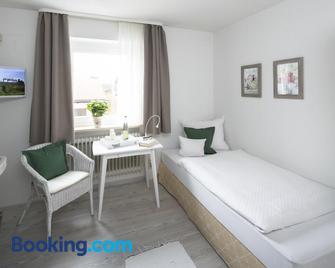 Hotel-Pension Johanna - Зонтгофен - Bedroom