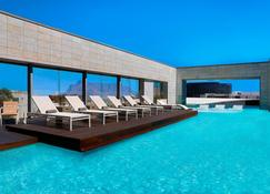 Cape Town Marriott Hotel Crystal Towers - Le Cap - Piscine