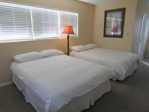 Surf N Sand Motel - Clearwater Beach - Κρεβατοκάμαρα