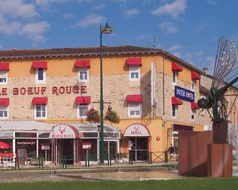 The Originals City, Hôtel Le Boeuf Rouge, Limoges (Inter-Hotel) - Saint-Junien - Building