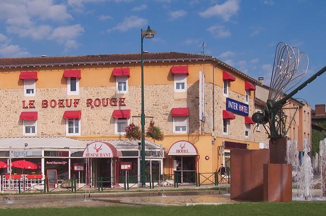 The Originals City, Hôtel Le Boeuf Rouge, Limoges (Inter-Hotel) - Saint-Junien - Building