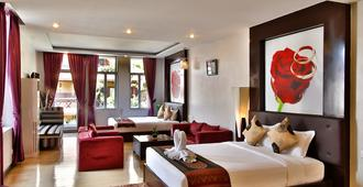 Xin Lan Xin Hotel - Phnom Penh - Camera da letto