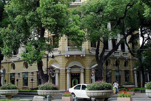 Guangdong Victory Hotel - Kanton - Rakennus