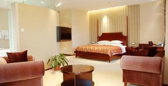 Guangdong Victory Hotel - Cantão - Quarto