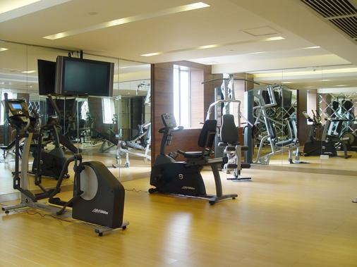 Guangdong Victory Hotel - Guangzhou - Gym