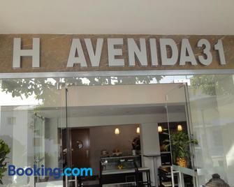 Hotel Avenida 31 - San Pedro de Alcántara - Building