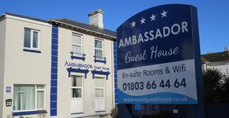 Ambassador Guest House - Paignton - Toà nhà