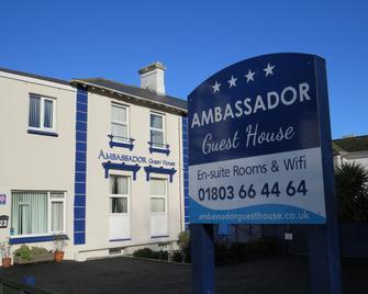 Ambassador Guest House - Paignton - Building