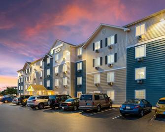Woodspring Suites Oklahoma City Tinker Afb - Del City - Budova