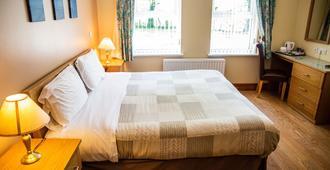 Groarty House & Manor B&B - Londonderry - Bedroom