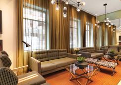 Adina Apartment Hotel Sydney Town Hall - Sydney - Oleskelutila