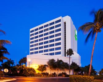 Holiday Inn Palm Beach Airport Hotel and Conference Center - Уэст-Палм-Бич - Здание