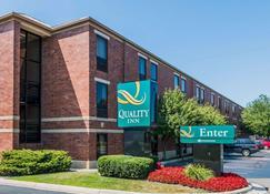 Quality Inn - Auburn Hills - Building