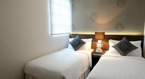 Bridal Tea House Hotel - Gillies Avenue South - Χονγκ Κονγκ - Κρεβατοκάμαρα