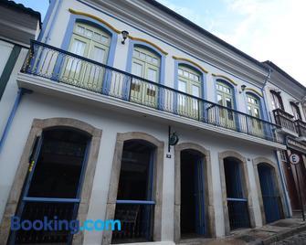 Hotel Pousada Clássica - Ouro Preto - Gebäude