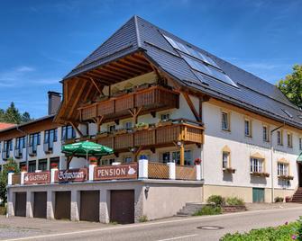 Landgasthof Zum Schwanen - Hornberg - Gebouw